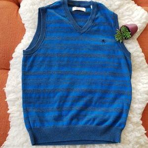 Men's Small Original Penguin V-Neck Sweater Vest